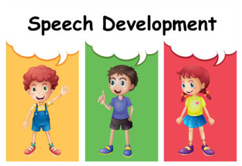 Speech Development Designed by Freepik