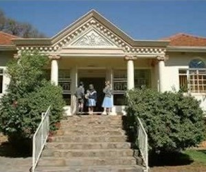 Present Japari building (Argyle House)