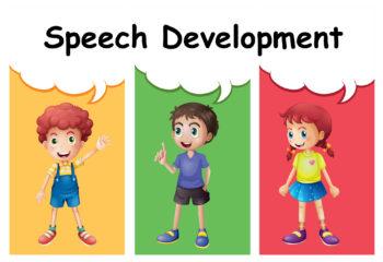 Speech Development Designed by Freepik