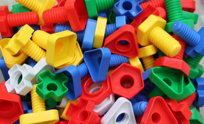 Helping children with fine motor skills development